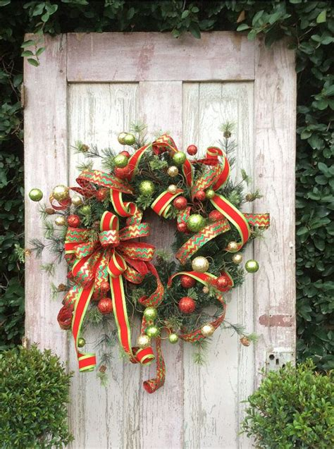 best 25 large christmas wreath ideas on pinterest
