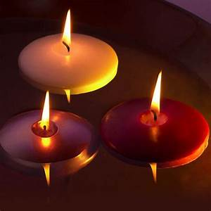 Floating, Candles, Individual