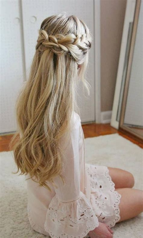 75 trendy long wedding prom hairstyles to try in 2018