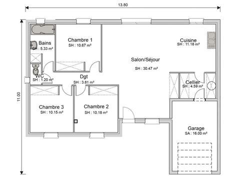 Construction Maison à énergie Positive Séduction De 86 M²
