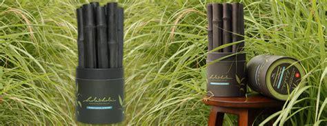 decorative bamboo charcoal  green head