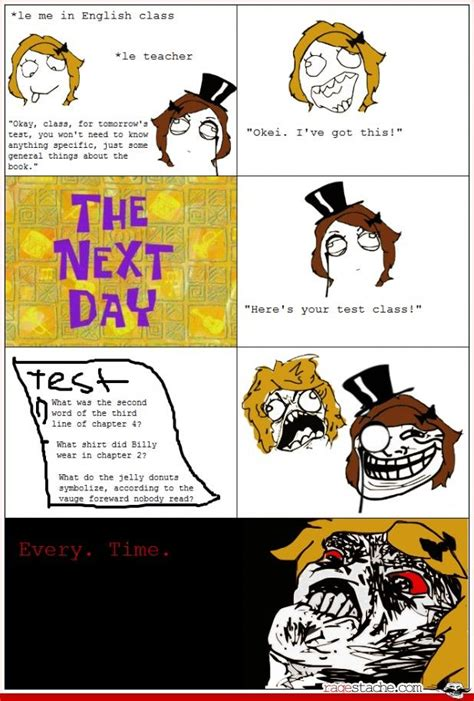 Meme Comic English - 17 best images about rage comics on pinterest random acts rage and rage comics funny