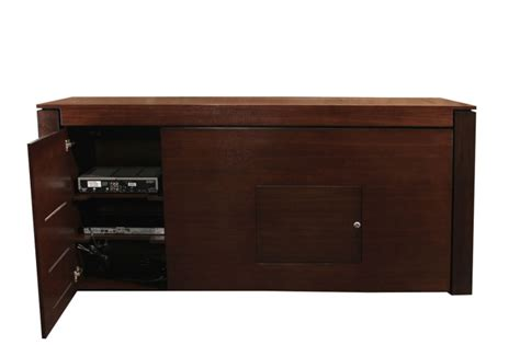 tv lift cabinet modern designs us made available in 4 woods tv lift cabinet modern buffet walnut tv lift cabinet custom made tv cabinets