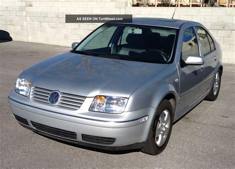 2004 Volkswagen Jetta Gls Tdi 4 Door Sedan 1 9l Diesel