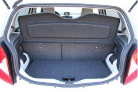 seat mii kofferraum adac auto test seat mii 1 0 ecomotive style