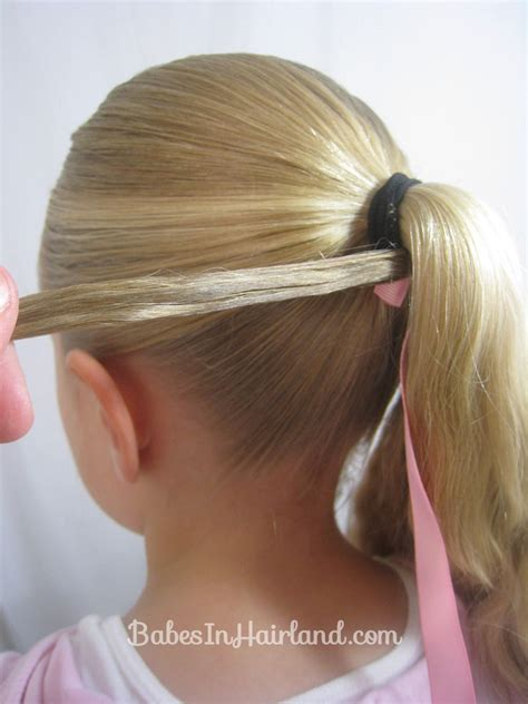 ribbon hair styles braids and ribbon hairstyle in hairland
