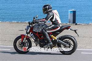 Air-Cooled Engines Returning to the Ducati Monster Line