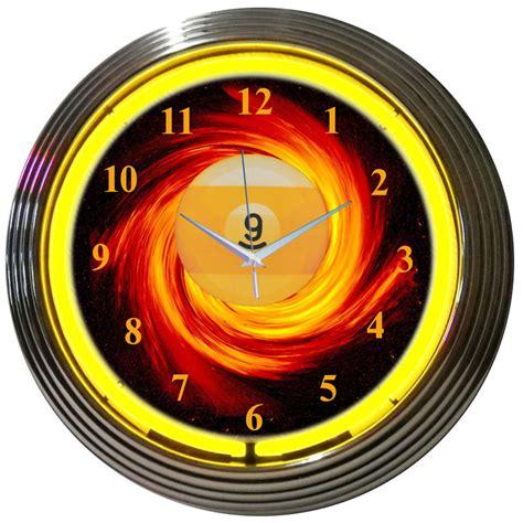 lighted clocks for sale billiard neon clock pool table neon wall clocks for sale