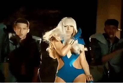 Gaga Lady Gifs Bikini Giphy Alexander Mv