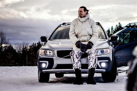 the volvo commercial volvo humor zlatan ibrahimovic features in volvo