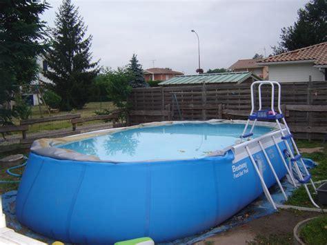 comment reparer une piscine autoportee
