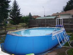 comment reparer une piscine autoportee With comment nettoyer une piscine autoportee
