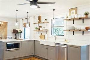 Küche Offene Regale : wunderbare k che design offene regale au ergew hnliche k chen mit k hce deko ~ Markanthonyermac.com Haus und Dekorationen