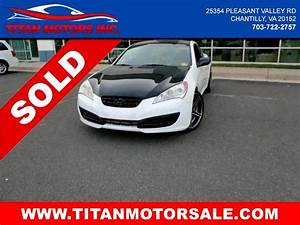 Used 2010 Hyundai Genesis Coupe 2 0t Track Manual For Sale