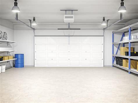how to a garage best garage flooring options diy