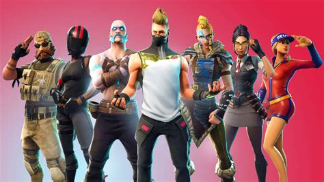 Cool New Fortnite Skin Out Now Ahead Of 50 Content Update