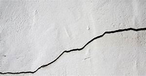 Reparer Grosse Fissure Mur Exterieur : les fissures sur mur int rieur reconnaitres les fissures ~ Melissatoandfro.com Idées de Décoration