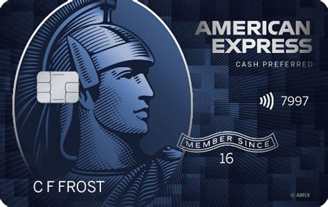 Blue Cash Preferred Card From American Express Earn