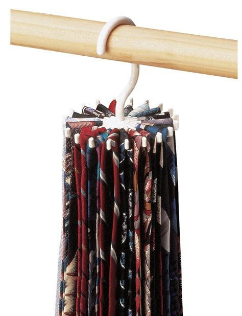 twirl a tie tie rack organizer only 1 77 shipped holds