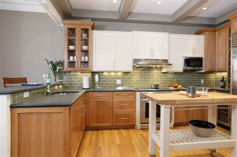 Fieldstone cabinetry is framed cabinetry with hundreds of cabinet color choices (including custom cabinet colors) and more than 120 door styles to choose from. boston kitchen colors with maple cabinets traditional grey ...