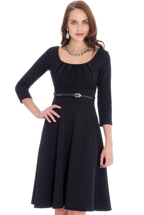 city goddess flavia full skirt midi dress  belt