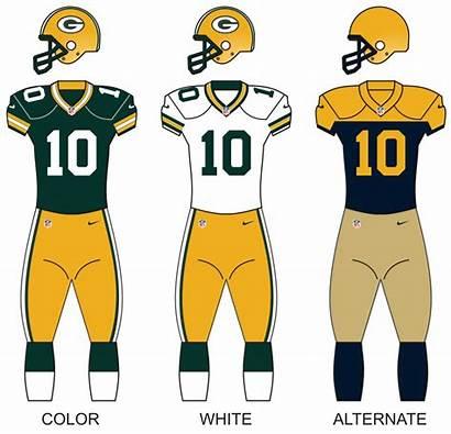 Packers Bay Jerseys Uniforms Nfl Season Bowl
