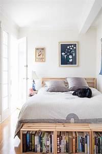 Deco Petite Chambre Adulte : chouette id e d co de chambre adulte am nagement chambre 10m2 d coration mignonne avec un lit ~ Melissatoandfro.com Idées de Décoration