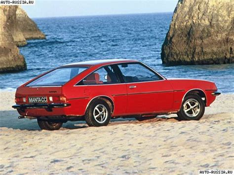 1979 Opel Manta 1.6 Related Infomation,specifications