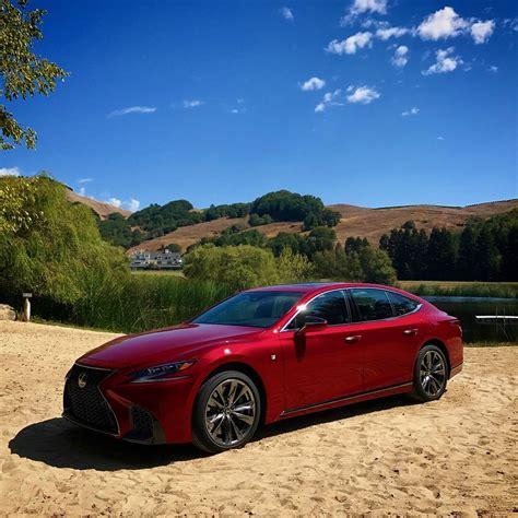 Review Lexus Ls by 2018 Lexus Ls 500 Review