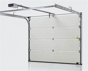 Porte De Garage Sectionnelle Sur Mesure : les principales pi ces d tach es de porte de garage ~ Dailycaller-alerts.com Idées de Décoration