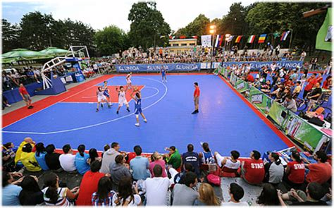 A total of 8 of the best 3x3 national teams will compete for the title from september 6 to 8. Basket 3x3 en EPS : Présentation de l'activité - Education ...