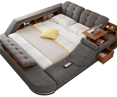 table sofa and bed all in one 40 insane bedroom apartment organization ideas