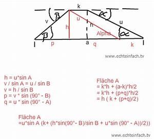 Querschnitt Berechnen : formel querschnitt eines deichs ausrechnen nur mit sinus mathelounge ~ Themetempest.com Abrechnung