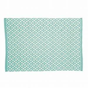 tapis turquoise mundufr With tapis chambre bébé avec tapis de fleurs douleurs dos