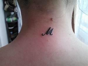 Tatuaje permanente Brasov letter M by tatuajebrasov on ...