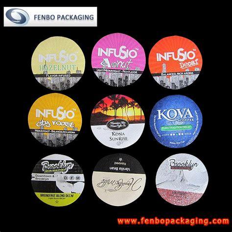 cup aluminum foil lids suppliers  cup coffee packs