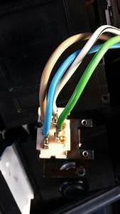 Blower Motor Switch - Wiring