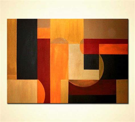 Abstract Modern Shapes by Painting Abstract Shapes Painting 748