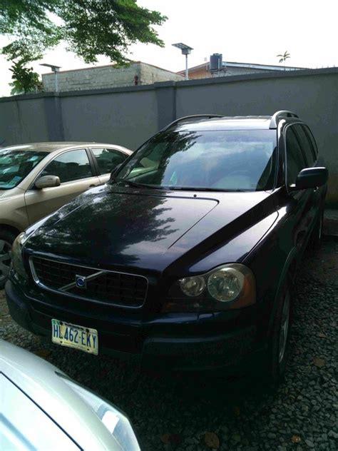 volvo jeep 2005 registerd volvo 2005 jeep autos nigeria