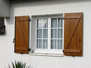 gammes de fenetres With volets battants pvc couleur