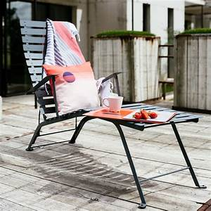Chaise Bistro Fermob : chaise longue bistro de fermob ~ Melissatoandfro.com Idées de Décoration