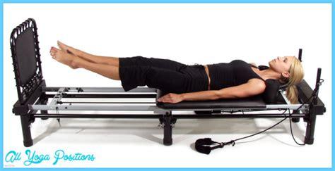 Aero Pilates Machine Exercises