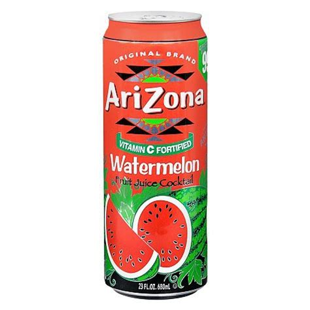 Arizona Watermelon Fruit Juice Cocktail 11.5oz-30 - Buy ...