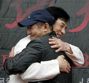 Jackie Chan and Jet Li | Martial Arts | Pinterest