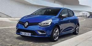 2017 Renault Clio RS and GT Line unveiled - Photos