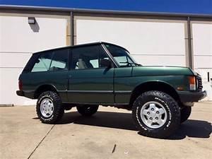 Range Rover Classic 2-door For Sale
