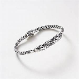 Bracelet En Argent Homme : bracelet homme samuel en argent 925 ~ Carolinahurricanesstore.com Idées de Décoration