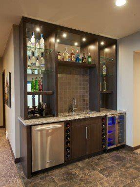 Modern Home Bar Cabinet  Foter