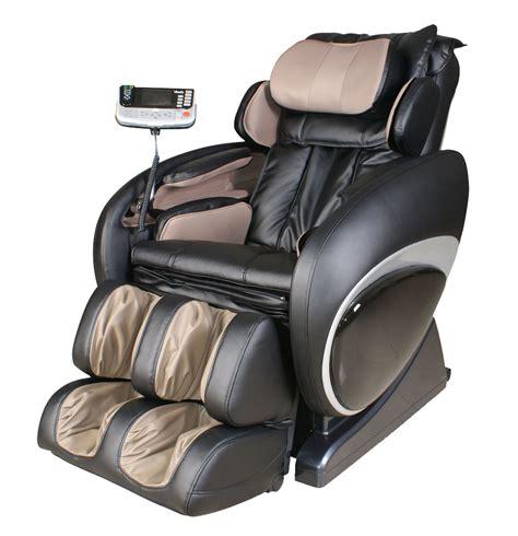 New Osaki Os4000 Black Zero Gravity Reclining Massage