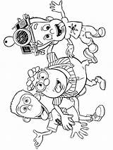 Jimmy Neutron Coloring Pages Printable Episodes Fun sketch template